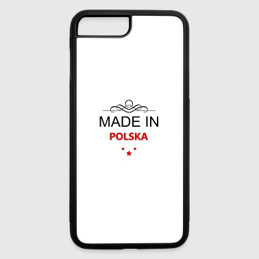 made in polska - iPhone 7 Plus/8 Plus Rubber Case