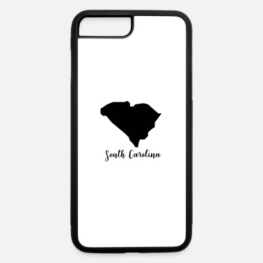 South South Carolina - iPhone 7 Plus/8 Plus Rubber Case