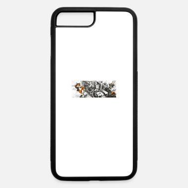 Comic Comic - iPhone 7 Plus/8 Plus Rubber Case