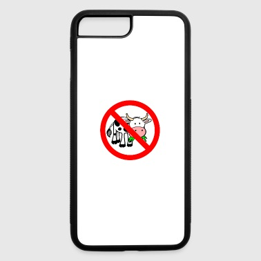 No Meat - iPhone 7 Plus/8 Plus Rubber Case