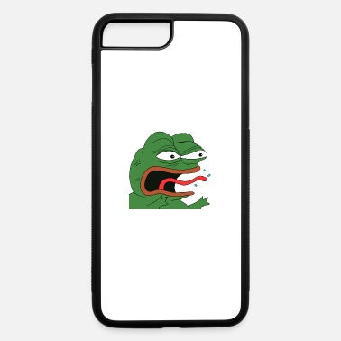 Pepe Angry Pepe - iPhone 7 Plus/8 Plus Rubber Case