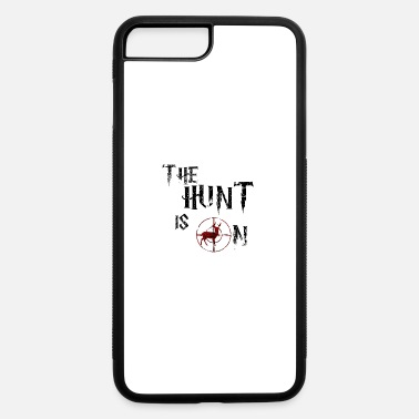 Hunting The hunt is on - iPhone 7 Plus/8 Plus Rubber Case