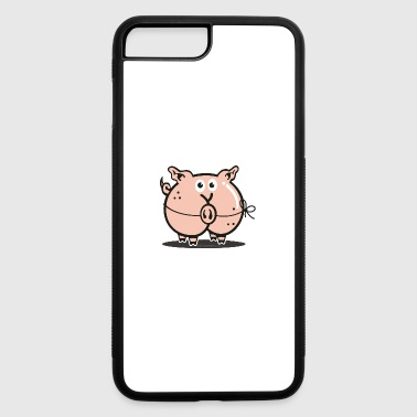 Sow Assmex sow - iPhone 7 Plus/8 Plus Rubber Case