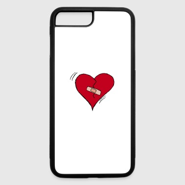 Brake heart - iPhone 7 Plus/8 Plus Rubber Case