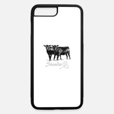 Range Twins on the range - iPhone 7 & 8 Plus Case