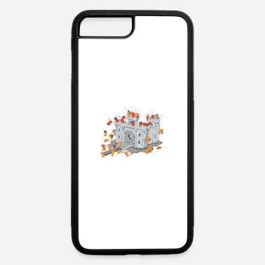 Sieg The Siege - iPhone 7 Plus/8 Plus Rubber Case