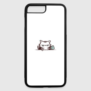 CATffeine - iPhone 7 Plus/8 Plus Rubber Case