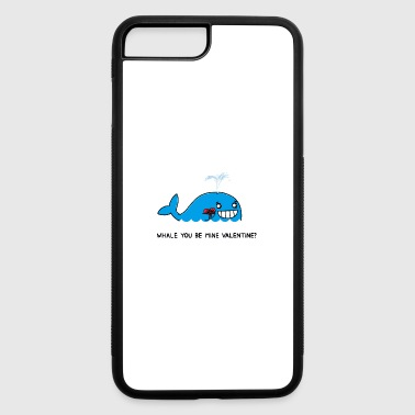 Whalentine - iPhone 7 Plus/8 Plus Rubber Case