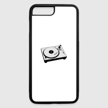 Dj turntable - iPhone 7 Plus/8 Plus Rubber Case