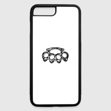 Skull Knuckles - iPhone 7 Plus/8 Plus Rubber Case
