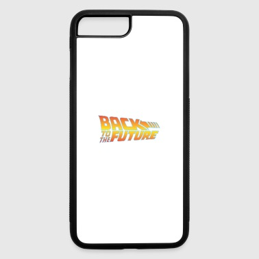 Back to the Future - iPhone 7 Plus/8 Plus Rubber Case