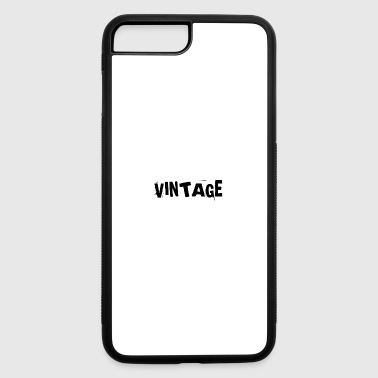 VINTAGE - iPhone 7 Plus/8 Plus Rubber Case