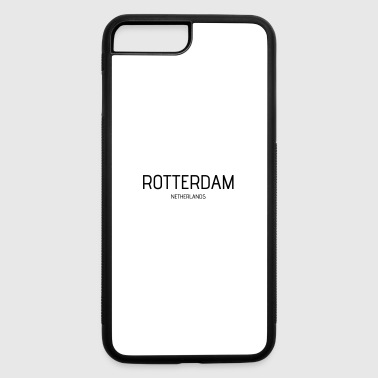 rotterdam - iPhone 7 Plus/8 Plus Rubber Case