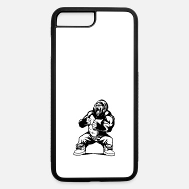 Ape ape - iPhone 7 Plus/8 Plus Rubber Case