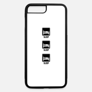 Sleeping sleep sleep sleep - iPhone 7 Plus/8 Plus Rubber Case