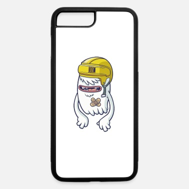 Helmet Helmet - iPhone 7 Plus/8 Plus Rubber Case