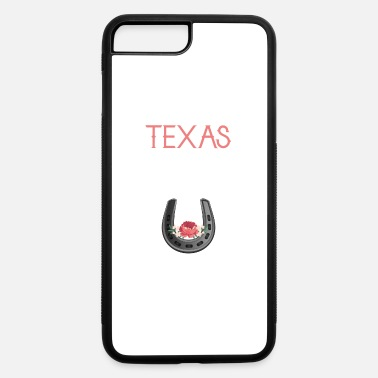 State Texas state - iPhone 7 & 8 Plus Case