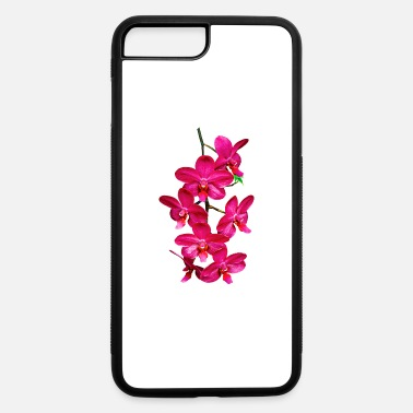 Cascade Cascade of Magenta Orchids - iPhone 7 & 8 Plus Case