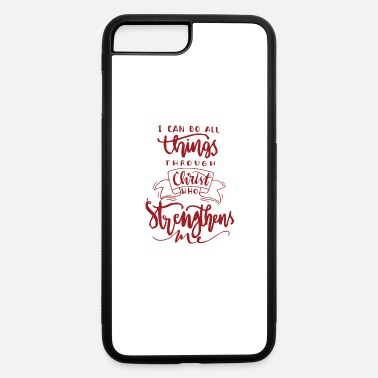 Christ To be a christ - iPhone 7 & 8 Plus Case