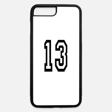 Lucky number 13. - iPhone 7 & 8 Plus Case