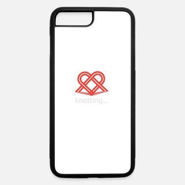 Knot knotting - iPhone 7 & 8 Plus Case
