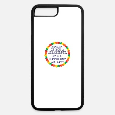 Autism2013 Autism awareness - iPhone 7 & 8 Plus Case