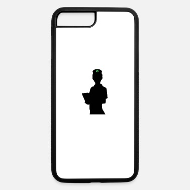 Shamrock St Patricks Day Nurse Nursing Paddys Day Shamrock - iPhone 7 & 8 Plus Case