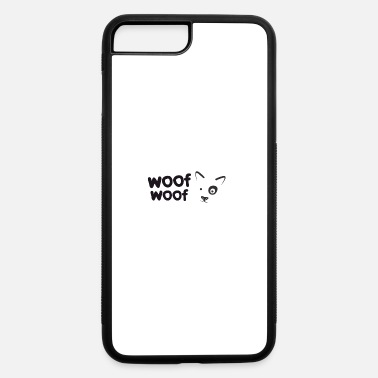 Woof Woof Woof - iPhone 7 Plus/8 Plus Rubber Case