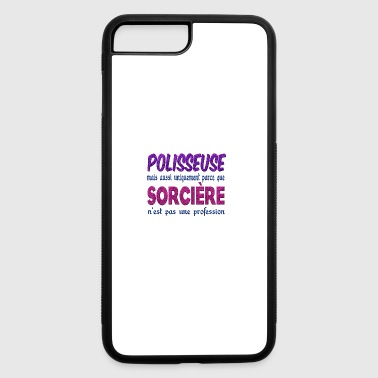 Witch Polisher - iPhone 7 Plus/8 Plus Rubber Case