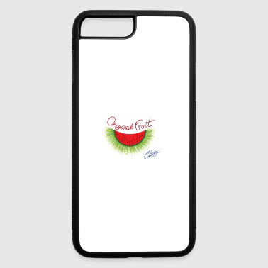 Watermelon curly fruit, Anguric - iPhone 7 Plus/8 Plus Rubber Case