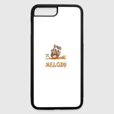 Melody Melody Owl - iPhone 7 Plus/8 Plus Rubber Case