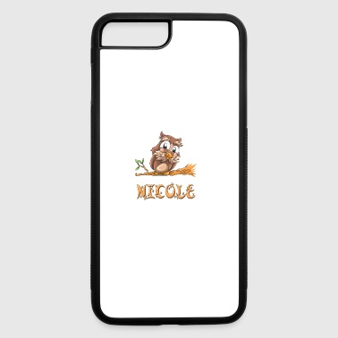 Nicole Nicole Owl - iPhone 7 Plus/8 Plus Rubber Case