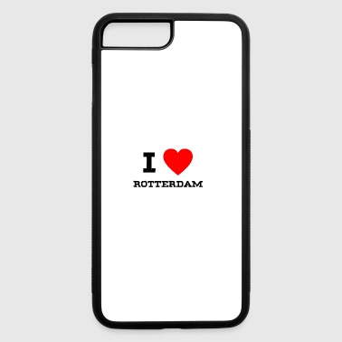i love Rotterdam - iPhone 7 Plus/8 Plus Rubber Case