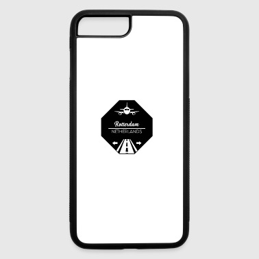 Rotterdam Netherlands - iPhone 7 Plus/8 Plus Rubber Case