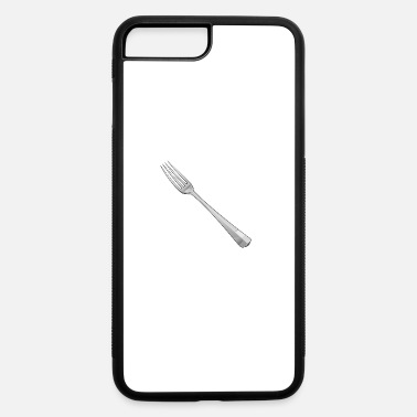 Fork fork - iPhone 7 Plus/8 Plus Rubber Case