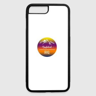Baghdad Iraq - iPhone 7 Plus/8 Plus Rubber Case