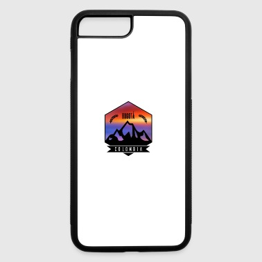 Bogota Bogota Colombia - iPhone 7 Plus/8 Plus Rubber Case