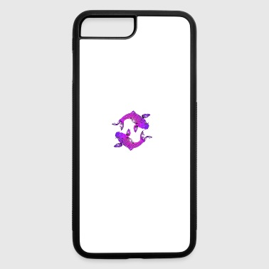 Carp koi carp - iPhone 7 Plus/8 Plus Rubber Case