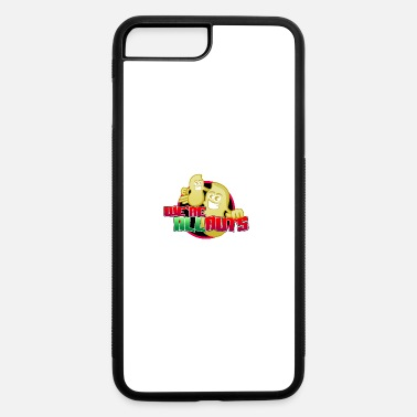 Mascot We Are All Nuts Cartoon Characters - iPhone 7 & 8 Plus Case