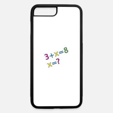 Mathematics mathematics - iPhone 7 & 8 Plus Case