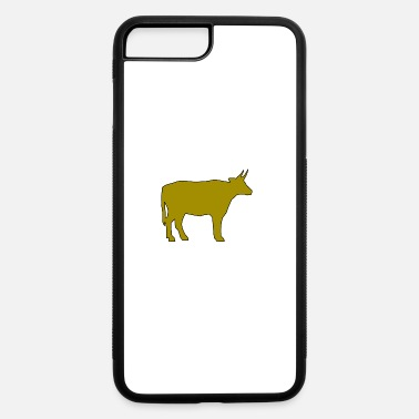 kuh milch cow milk baby schwangerschaft pregnancy3 - iPhone 7 & 8 Plus Case