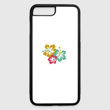 Caribbean Flowers - iPhone 7 Plus/8 Plus Rubber Case