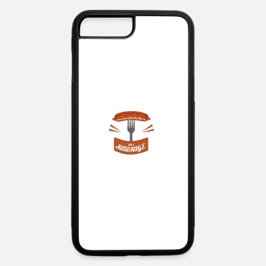 Grill sausage - iPhone 7 & 8 Plus Case