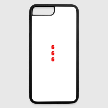 666 - iPhone 7 Plus/8 Plus Rubber Case