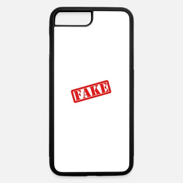 Fake Fake - iPhone 7 Plus/8 Plus Rubber Case