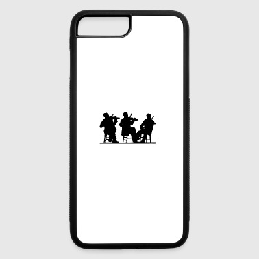 orchestra - iPhone 7 Plus/8 Plus Rubber Case