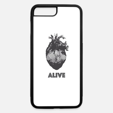 Alive ALIVE - iPhone 7 Plus/8 Plus Rubber Case
