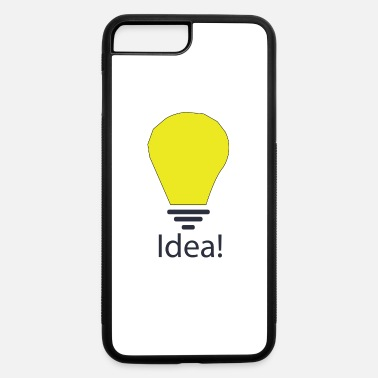 Idea IDEA - iPhone 7 Plus/8 Plus Rubber Case