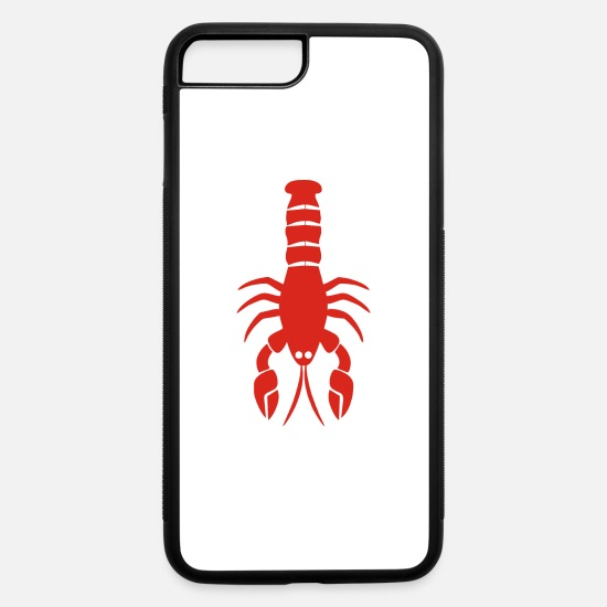 Seafood iPhone Cases - Free Seafood - iPhone 7 & 8 Plus Case white/black