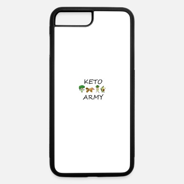 KETO ARMY - iPhone 7 & 8 Plus Case